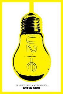 U2の「イノセンス+エクスペリエンス ライヴ・イン・パリ」を見ました